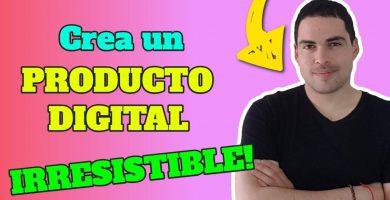 como crear un producto digital